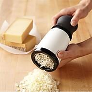 저렴한 -주방 도구 플라스틱 크리 에이 티브 주방 가젯 필러 및 강판 치즈에 대한 1 개