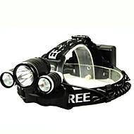 Sykkellykter LED - Sykling Oppladbar LED Lys Super Lett Enkel å bære 18650 Lumens Batteri Naturlig hvit Dagligdags Brug Sykling Fisking