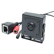 billige Innendørs IP Nettverkskameraer-mini 960p lyd mini ip kamera hjem sikkerhet kameraet innendørs støtte TF kort 2.8mm pinhole linse