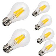 povoljno -9W E26/E27 LED filament žarulje A60(A19) 12 LED diode COB Ukrasno Toplo bijelo Hladno bijelo 1100lm 2700 6000K AC 220-240V