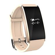 tanie Inteligentne zegarki-Inteligentne Bransoletka GPS Ekran dotykowy Pulsometr Wodoszczelny Spalone kalorie Krokomierze Rejestr ćwiczeń Śledzenie odległości Długi