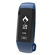 スマートバンド心拍数血圧脈拍計のブレスレットのフィットネスウォッチsmartbandのiOS、Android向け