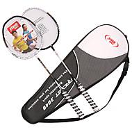 Badmintonschläger Geringe Windlast Leicht Langlebig Ein Paar für