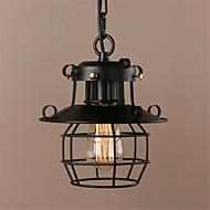Rústico/Campestre Vintage Retro Luzes Pingente Para Cozinha Sala de Jantar Entrada Quarto de Jogo Corredor AC 100-240V Lâmpada Não