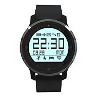 tanie Inteligentne zegarki-Inteligentny zegarek Pulsometr Spalone kalorie Krokomierze Video Kamera/aparat Śledzenie odległości Długi czas czuwania Informacje