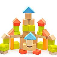 Stavební bloky Vzdělávací hračka Herní sady pro auta Hračky Hračky Pieces Nespecifikováno Unisex Dárek