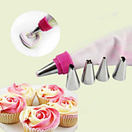 billige Bakeredskap-Bakeware verktøy Metall GDS Kake / For Småkake / spirende Dekorasjonsverktøy