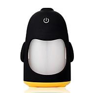 pinguin noapte lumina mini USB de birou liniștit acasă atomizare dulce umidificator aing fel de dulce