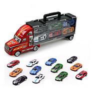 미니어쳐 차량 장난감 자동차 장난감 트럭 장난감 시뮬레이션 메탈 합금 메탈 조각 선물