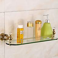 סט של אביזרים לאמבטיה / TI-PVD זכוכית