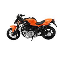 おもちゃの車 おもちゃ オートバイ レーシングカー シミュレーション あひる タワー・塔 馬車 オートバイ 馬 金属合金 ギフト アクション&おもちゃフィギュア アクションゲーム