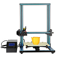 creality3d cr-10 3d-printer groot formaat desktop-zelfprinter 150 mm / s lcd-scherm
