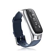 tanie Inteligentne zegarki-elegancki zegarek bransoletka&Zestaw słuchawkowy Bluetooth słuchawka smartband Nadgarstek zegarek SmartWatch krokomierz aktywność