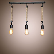 billige Takbelysning og vifter-3-Light Cluster Anheng Lys Omgivelseslys - designere, 110-120V / 220-240V Pære ikke Inkludert / 5-10㎡ / E26 / E27