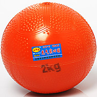 cheap Fitness Accessories-Fitness Ball/Yoga Ball Powerball Exercise & Fitness Strength Training Rubber -