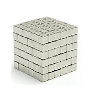 cheap -Magnet Toy Magic Cube / Neodymium Magnet / Stress Reliever 216pcs 5mm Magnetic Adults' Gift