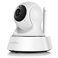cheap Indoor IP Network Cameras-SANNCE® Wireless Mini IP Camera Surveillance Camera Wifi 720P Night Vision CCTV Camera Baby Monitor