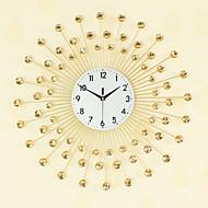 מודרני / עכשווי מסורתי קאנטרי אגבי רטרו משרד / עסקים דמויות חופשה מעורר השראה משפחה חברים סרט מצויר שעון קיר,מצחיק מתכת בבית/ בטבע שָׁעוֹן