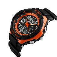 tanie Inteligentne zegarki-Inteligentny zegarek YY0931 na Długi czas czuwania / Wodoszczelny / Wielofunkcyjne Stoper / Budzik / Chronograf / Kalendarz / > 480 / > 480