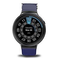 tanie Inteligentne zegarki-Inteligentny zegarek YYI4 na iOS / Android / iPhone Pulsometr / Spalone kalorie / GPS / Długi czas czuwania / Odbieranie bez użycia rąk Stoper / Powiadamianie o połączeniu telefonicznym / Rejestrator