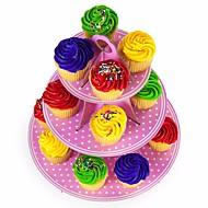 tanie Foremki do ciastek-Stojaki Początkujący o cukierki Czekoladowy Cupcake Tort Chleb Papierowy Wysoka jakość