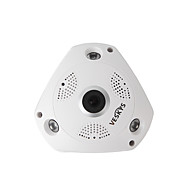 cheap Indoor IP Network Cameras-VESKYS® 1536P 3.0MP  360 Degree Full View IP Network Security WiFi Camera