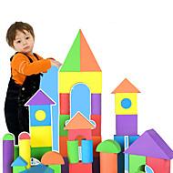 Stavební bloky Herní sady pro auta Hračky Hračky Pieces Nespecifikováno Unisex Dárek