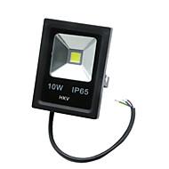 baratos Focos-HKV 10W Focos de LED Instalação Fácil Impermeável Iluminação Externa Garagem Dispensa Branco Quente Branco Frio AC85-265