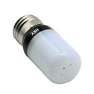 billige Kornpærer med LED-1pc 3 W 200-300 lm E14 / E26 / E27 LED-kornpærer 20 LED perler SMD 5736 Varm hvit / Kjølig hvit 220-240 V / 1 stk. / RoHs