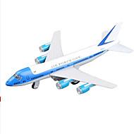 Spielzeug-Autos Spielzeuge Baustellenfahrzeuge Quadratisch Flugzeug Metalllegierung Geschenk Action & Spielzeugfiguren Action-Spiele
