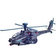 ieftine Toy Helicopters-KDW Vehicul cu Tragere Elicopter Jucarii Aeronavă Plastic Bucăți Unisex Cadou