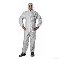 preiswerte Sicherheit-BF0110 PP Plástico PE Arbeitsschutzkleidung Antistatische Kleidung 0.065