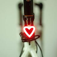 billige Sykkellykter og reflekser-Sykkellykter LED Sykling Lumens Batteri Rød Sykling Utendørs