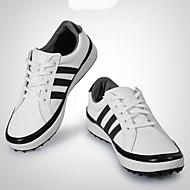 PGM Încălțăminte Casual Pantofi de Golf Bărbați Anti-Alunecare Anti-Shake Impermeabil Respirabil Rezistent la uzură Top- Jos Piele Bovină
