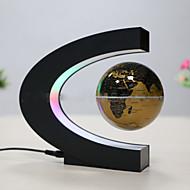 1pc aleatória colorfun com dom criativo casa mobiliário desktop brinquedos suspensão tellurion