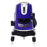 Deke® 2 lignes 808nm infrarouge laser vert marquage ligne de nivellement laser
