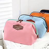 旅行かばん 化粧ポーチ 携帯用 折り畳み式 大容量 小物収納用バッグ のために クロス コットン /