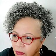 abordables -dreadlocks Tresse Natté Tresses au Crochet JheriCurl 8 pouces 35cm Cheveux 100 % Kanekalon Blond de fraise Auburn Noir / Medium Auburn