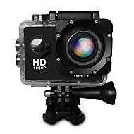 Χαμηλού Κόστους Sport & Outdoor-SJ4000 Κάμερα Δράσης / Κάμερα Αθλημάτων 20MP 4608 x 3456 Wifi Ρυθμιζόμενο Ασύρματη Ευρεία Γωνία 30fps ± 2EV CMOS 32 γρB H.264 Χρονικά