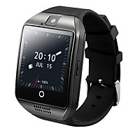 Q18LUS MTK6572 Dual Core 3G Call Nternet WIFI   GPS Positioning Android Smartwatch Phone