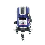 Deke® 5 line 635nm infračervený laserový značkovač laseru pro vyrovnávání linek