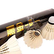 12PCS 레저 스포스 셔틀콕 변형 불가능 내구성 견고함 안정성 용 거위털