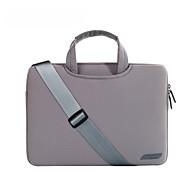 """tanie Akcesoria do MacBooka-Torby na ramię Torebki na Solid Color Włókienniczy Nowy MacBook Pro 15"""" Nowy MacBook Pro 13"""" MacBook Air 13 cali MacBook Air 11 cali"""