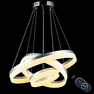 Pendant Light Ambient Light   Dimmable LED Dimmable With Remote Control,  Country Traditional / Classic Modern / Contemporary, 110 120V