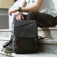 Men Bags All Seasons PU Backpack for Shopping Casual Sports Formal Outdoor Office & Career Gray