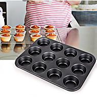 billige Bakeredskap-Bakeware verktøy Jern (nikkelbelagt) Kake / Til Kake / Til Småkaker Bakevare Set 1pc
