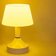 billige Skrivebordslamper-1pc LED Dekorativ Bordlampe Naturlig hvit 220-240 V Hjem / kontor / Barneværelser / Stue / spisestue / 1 stk.