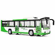 Fahrzeuge aus Druckguss Spielzeug-Autos Spielzeuge Bus Einrichtungsartikel Schreibtischdekoration Bus Metalllegierung Unisex Geburtstag