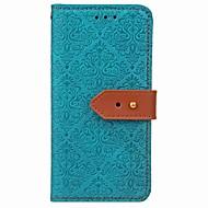 Para iPhone X iPhone 8 Case Tampa Carteira Porta-Cartão Com Suporte Flip Magnética Corpo Inteiro Capinha Côr Sólida Rígida Couro Ecológico