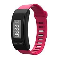 tanie Inteligentne zegarki-Inteligentna bransoletka Wodoszczelny Długi czas czuwania Spalone kalorie Krokomierze Śledzenie odległościKrokomierz Rejestrator